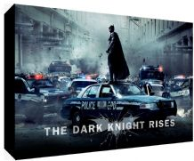 Batman The Dark Knight Rises 2 - Kids Room Canvas Art - Choose your size - *NEW*